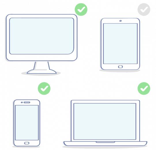 Responsive Web Design Kendal
