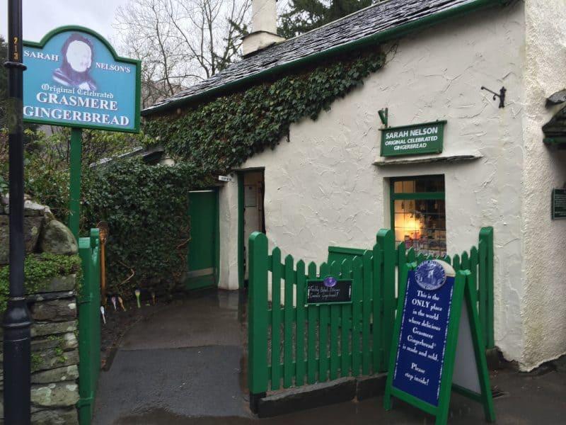 Grassmere Gingerbread Shop