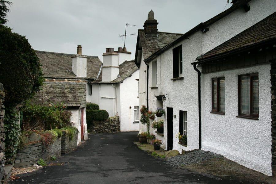 Streets of Hawkshead